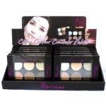 Lilyz Cream Contour Concealer Pallette (12pcs) Dark (£1.35/each) Lilyz18