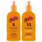 Malibu Low Protection Lotion Spray - 200ml (SPF 8/10) (Orange Bottle)