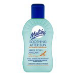 Malibu Soothing After Sun with Insect Repellent 200ml (Green Bottle)
