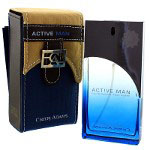 Act!ve Man (Mens 100ml EDP) Chris Adams (Platinum Collection) (9466)