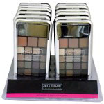 Active Cosmetics My Mobile Phone Palette (12pcs) (24534) (Sunkissed 42) (£1.23/each)