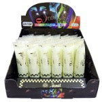 Janet UV Glow in the Dark Glitter Gel (24pcs) (4889) (£0.25/each) LILYZ/34
