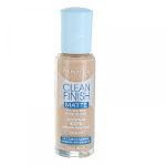 Rimmel Clean Finish Matte Foundation (12pcs) 120 Ivory R227 (£2.25/each)