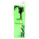 Yurily Bamboo Collection Earth-Friendly Eyebrow Duo Brush (12pcs)