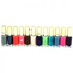 L'Oreal Color Riche Nail Polish (24pcs) Assorted R391 (£0.60/each) R638