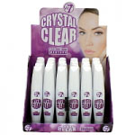 W7 Crystal Clear Conditioning Mascara (24pcs) (1682) (£1.27/each) D/68
