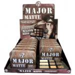 W7 Major Matte Eye Colour Palette (12pcs)(£2.08/each) (0428) B/56