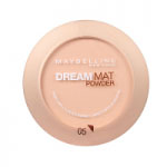 Maybelline Dream Mat Powder (3pcs) 05 Apricot Beige