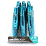 Technic Mega Lash Water Resistant Mascara (18pcs) (27516) (£0.89/each)E/28