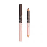 Bourjois Brow Duo Sculpt Brow Pencil & Highlighter (23 Brown)