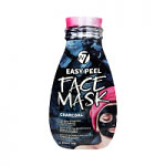 W7 Easy Peel Charcoal Face Mask (24pcs) (£0.57/each) (FMASKFR) (6168) (6151) W7/Mask-14