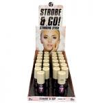 W7 Strobe & Go! Strobing Stick (24pcs) Moonlight (B211) (£1.58/each)