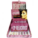 W7 Delicious Natural & Berry Eye Colour Palette (6pcs) (£2.85/each) A/27