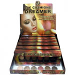W7 Eye Cushions Dreamer Eyeshadow Palette (6pcs) (3815) (B228) (£3.17/each)