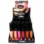 Lilyz Metallic Liquid Lipstick (36pcs) (0399) (£0.86/each)