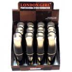 London Girl Professional Stick Foundation (12pcs) (01)