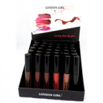 London Girl Lasting Shine Lip Gloss (36pcs) (Tray C)