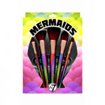 W7 Mermaids 5 Piece Professional Mermaid Brush Collection (0783) A/51