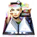 W7 Prismatic 3D Highlighting Palette for Eyes & Face (12pcs) (5567) (B240) (£1.85/each)