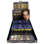 W7 On The Rocks Eye Colour Palette (6pcs) (ONTHEROCKS)(£3.17/each) A/23