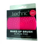 Technic Make-Up Brush Scrub Pad (12pcs) (27216) (£1.10/each) E/57
