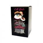 L. A. Girl Gel Liner Kit (3pcs) (GEL724 Brown) (£1.25/each) (R481)