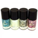 Janet Nail Decoration Stars (12pcs) (£0.25p/each)