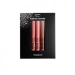 NYX Plush Gel Lipstick Set (02-03)