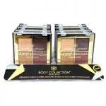 Body Collection Luxe Eyeshadows (8pcs) (17513) (Mulberry Topaz) £1.66/each) D64