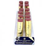 Body Collection Satin Finish Lipstick (12pcs) (17610) B11 (£0.73/each)