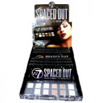 W7 Spaced Out Galactic Glimmers Eye Contour Palette (6pcs) (7721) (£2.85/each) A/3