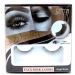 Saffron 3D Lash Faux Mink Lashes (12pcs) (6 Options) (SAFFRON 34) (£1.25/each)
