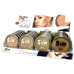 Saffron Sun Bronzing Powder for Body&Face (24pcs) (1308) Tray A (SAFFRON 15) (£0.81/each)