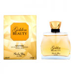 Golden Beauty (Ladies 100ml EDT) Shirley May (3545)