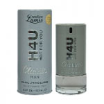 H4U Hot For You Classic Man (Mens 100ml EDT) Lamis Deluxe (6926)