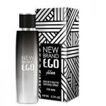 Ego Silver (Mens 100ml EDT) New Brand (5106) NB/14