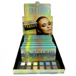 W7 Life's a Beach Metallic Beach Shimmers (6pcs) (7201)(£3.17/each) A/29