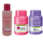 Bourjois Assorted Nail Polish Remover (6pcs) (£1.00/each)