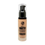 W7 Matte Made in Heaven Foundation - Natural Tan (3pcs) (MATTMIHNT) (£2.00/each) C51