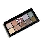 NYX Avant Pop Eyeshadow Palette (Nouveau Chic) (APSP03) R545