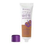 Rimmel Stay Matte Liquid Mousse Foundation (12pcs) (502 Warm Caramel) (£1.50/each)