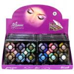 La Femme 32 Colour Eyeshadows (12pcs) (LF2220) (Tray B) (£1.00/each)
