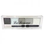 La Femme 5 Colour Eyeshadow (No.1) (6pcs) (£1.00/each)