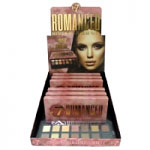 W7 Romanced Neutrals In Love Eye Colour Palette (6pcs) (ROMANCED) (2656) (A173) (£3.17/each)