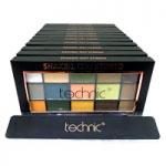 Technic 15 Eyeshadows Palette (12pcs) (28535) (Shaken, Not Stirred) A8 (£1.67/each)
