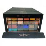 Technic 24 Eyeshadows Palette (12pcs) (28529) (Trendsetter) A2 (£2.44/each)