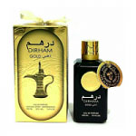 Dirham Gold (Unisex Halal 100ml EDP) Ard Al Zaafaran (8449) (ARABIC/112)