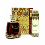 Raghba (Unisex Halal 100ml EDP + Deodorant) Lattafa (3235) (ARABIC/81)