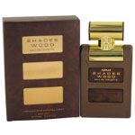 Shades Wood (Mens 100ml EDT) Sterling - Armaf (4953)