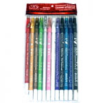 Glitter XXL Perfect Cosmetics Pencil (12pcs) (£0.25/each)
